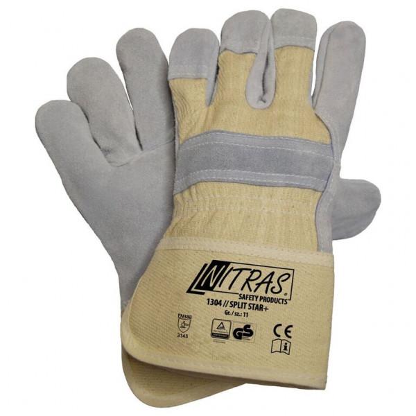 Rindspaltleder Handschuh 1304