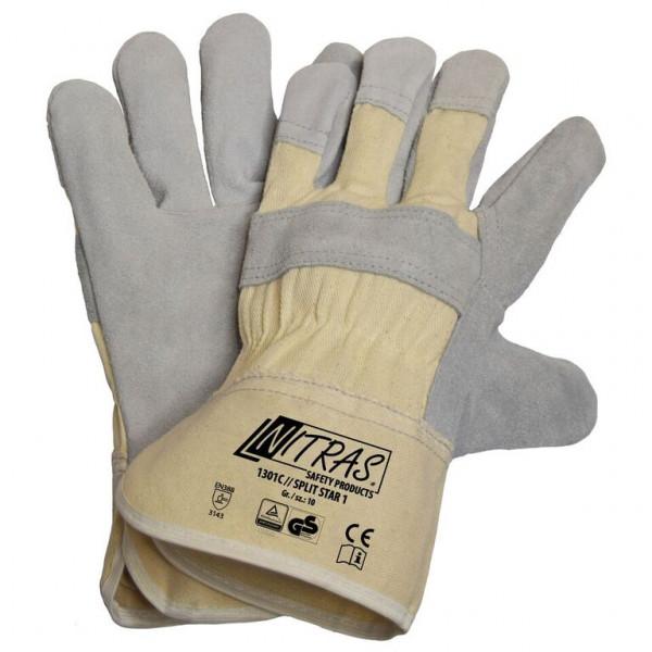 Rindspaltleder Handschuh 1301 C
