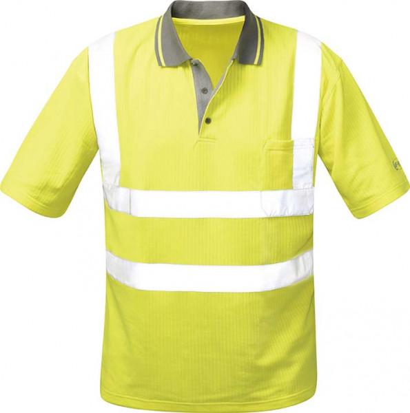 Warnschutz Poloshirt Mischgewebe