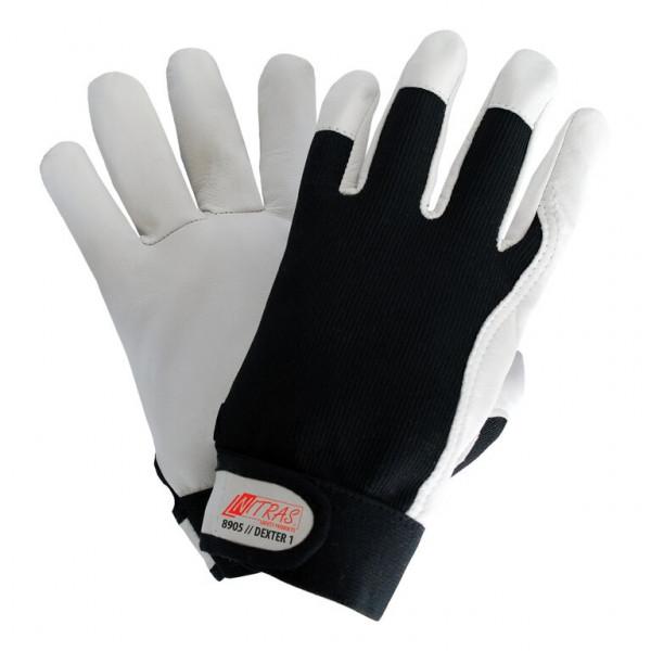 Nappaleder-Handschuh