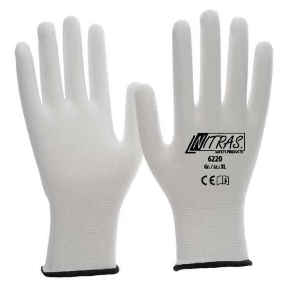 Nylon Handschuh 6220