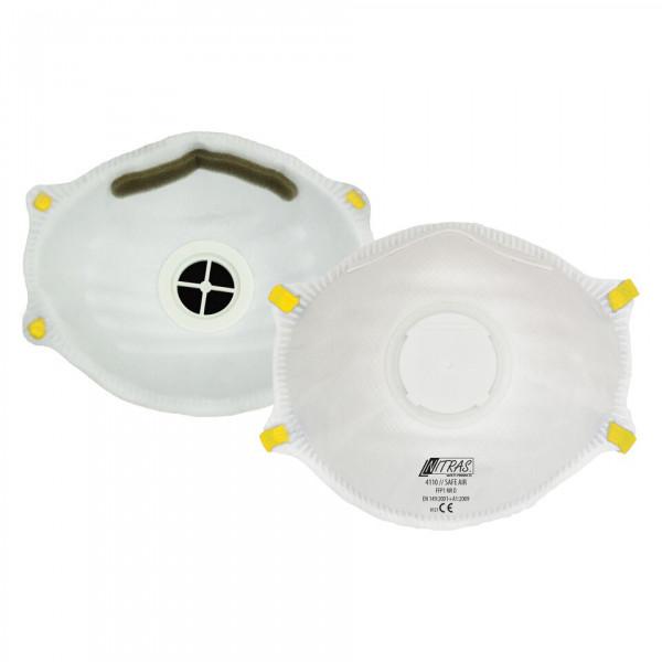 Feinstaubmaske FFP1 mit Ventil
