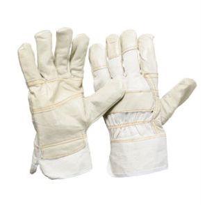 Polsterleder Handschuh
