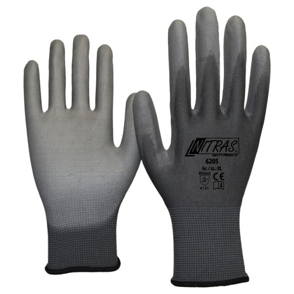 Nylon Handschuh 6205