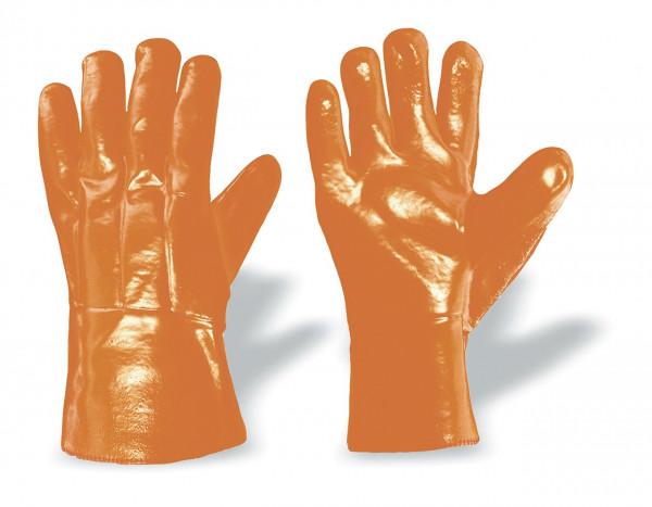 PVC-beschichteter Handschuh